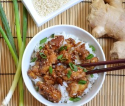 Sesame-Chicken-ingredients